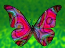 """My favorite butterfly image, the """"mascot' of my blog!"""