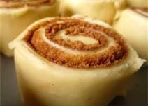 cinnamon rolls unbaked