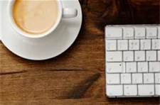 computer coffee mug