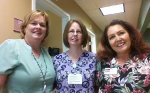 Infusion Center Nurses