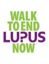 Walk to End Lupus Now Logo