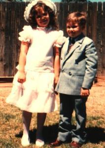 my kids @ 1989