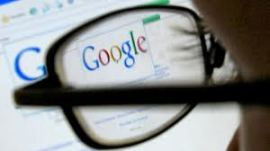 Google search glasses image from fox news