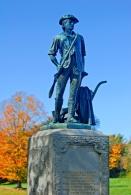 Concord - Minute Man Statue VT