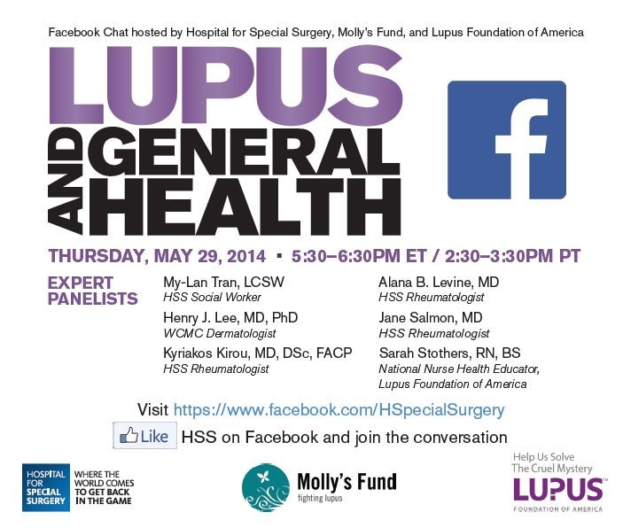 Lupus chat room